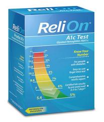 A1C test kit