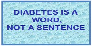 Diabetes saying