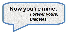 Forever Yours, Diabetes