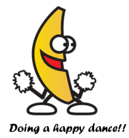 Happy Dance BANANA