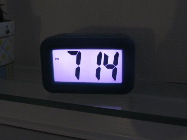 Dig clock