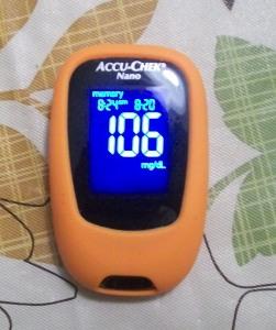 Meter on Aug 20