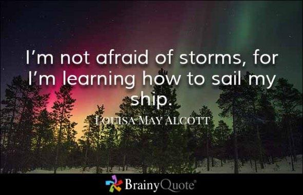 ADRIFT quote